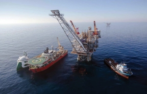 Cyprus ends tender bid to import gas from Israel's Leviathan