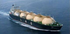 Expected high LNG prices due to high shipping rates