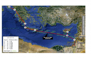 A False Hope: Eastern Mediterranean Gas through Greece and Cyprus