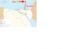 Egypt set to test output from Zohr giant gas field