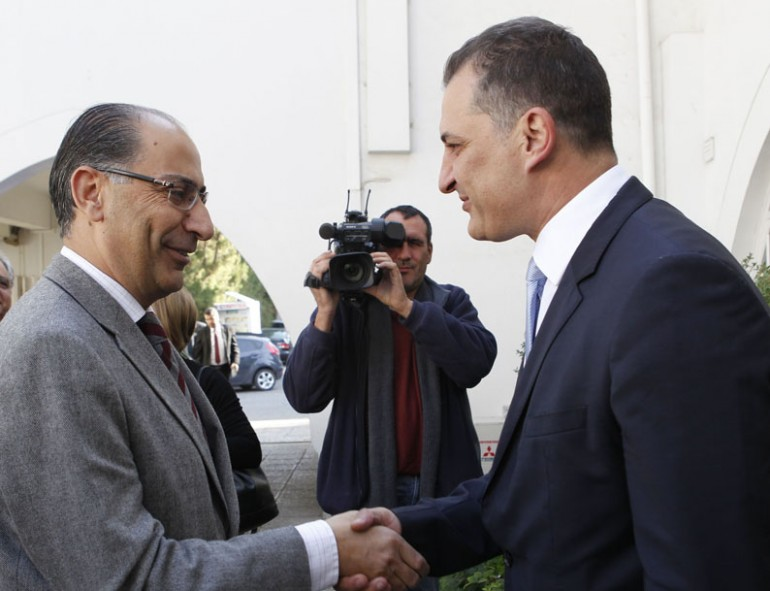 Cyprus and Jordan step up energy cooperation