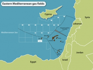 Eastern Mediterranean energy patch is hot – in more ways than one