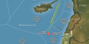 Gas exploitation totally dependent on a Cyprus solution