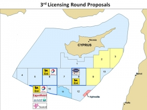 Zohr gives Cyprus plenty of choice for Block 10 licences