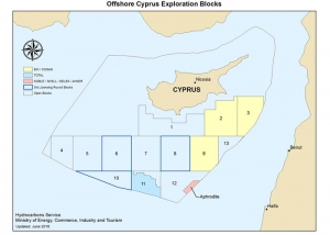 Cyprus and Israel Dispute over Aphrodite Gas Field