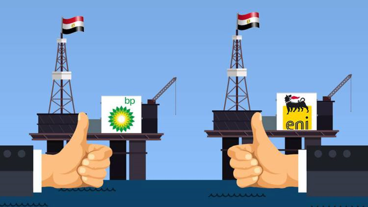 Egypt's Cabinet approves three Separate E&P Agreements with BP, Eni and Enpedco