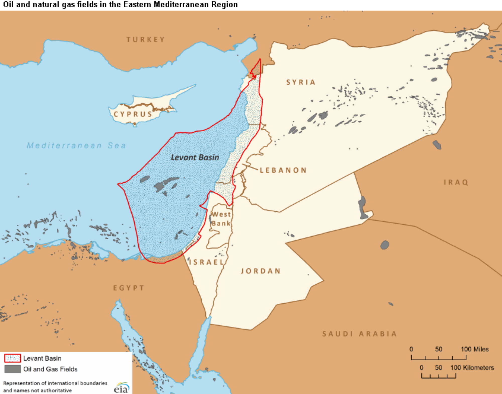 "Levant Basin geopolitical ""game changer"""