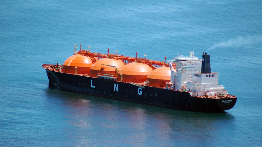 Qatar Petroleum Offers LNG Cargoes in the Spot Market