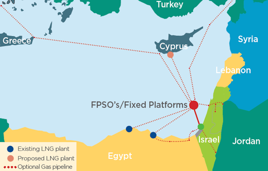 Israel Regulator Approves For Delek, Noble Acquisition Of Egyptian Pipeline