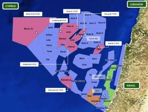 Indian group of companies wins license to explore for gas in Israeli waters