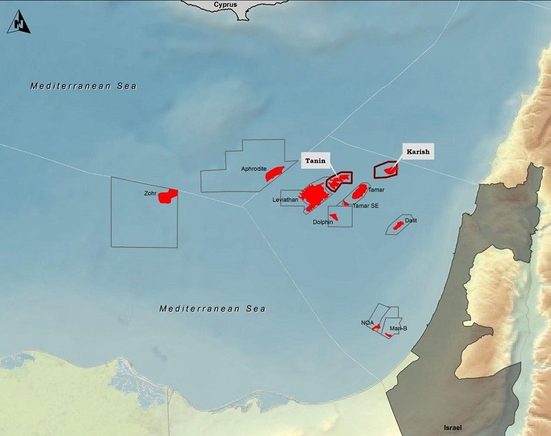 Development of Leviathan Natural Gas Field in Israel