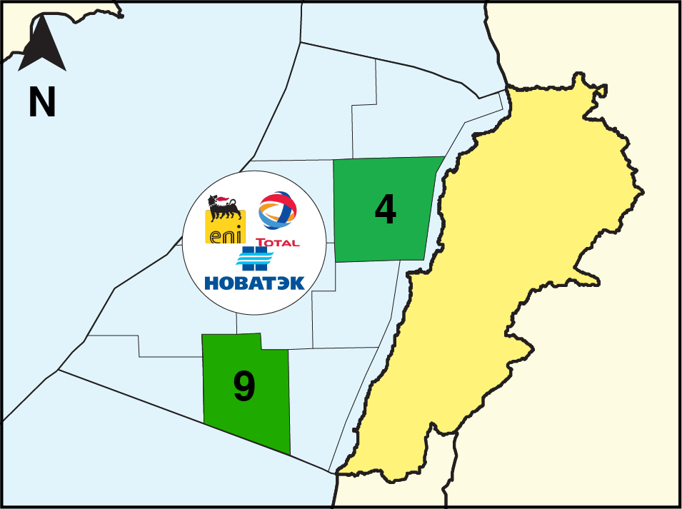 When Total will drill in Lebanon Offshore Block 9?