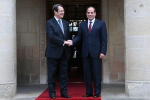 Egypt, Cyprus discuss cooperation in natural gas