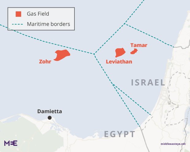 UAE Mubadala in talks to buy $1.1b stake in Israeli gas field