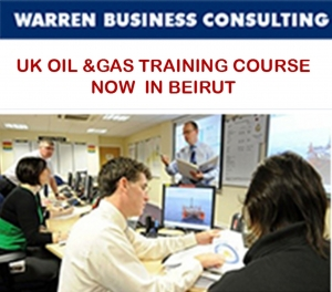 Introduction to Oil & Gas Training Course held in Beirut