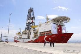 Turkish drillship said to be moving out of Cyprus' EEZ