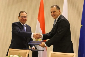 Cyprus says deal close to export gas to Egypt