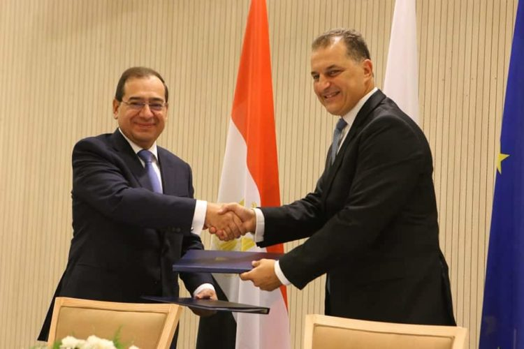Cyprus and Egypt sign subsea gas pipeline agreement