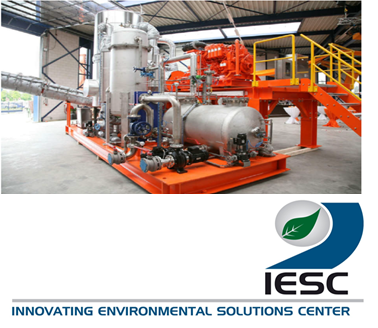 Drilling Waste Management by IESC