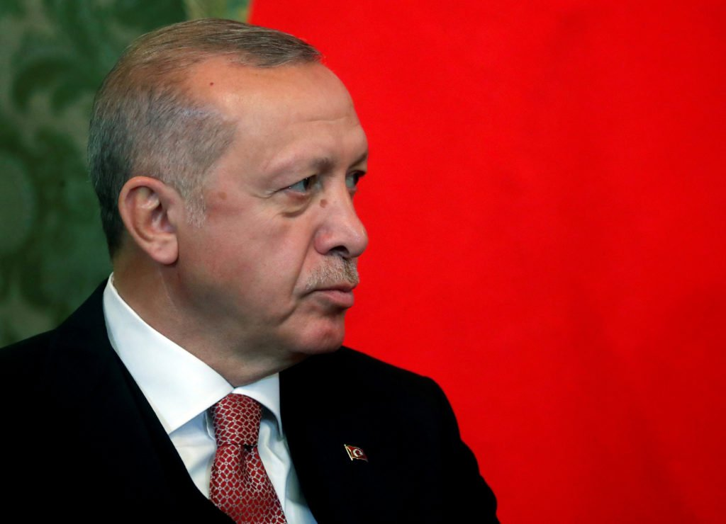 Erdogan: there will be no gas in Cyprus without our involvement