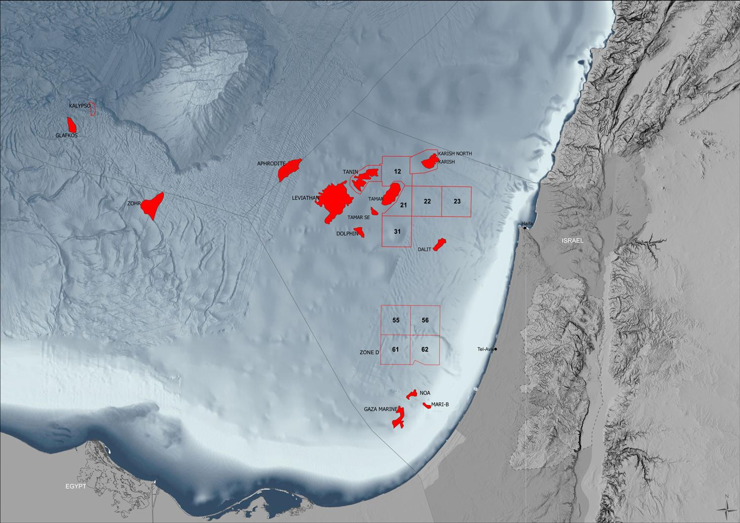 Appraisal results of the Karish North Discovery in Israel
