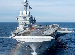 French aircraft carrier Charles de Gaulle to arrive soon to the East Med