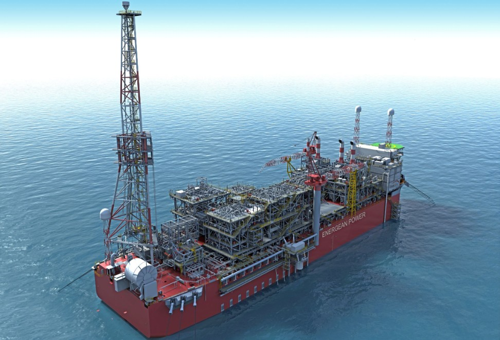 Energean Power FPSO to set sail for Israel in summer of 2021