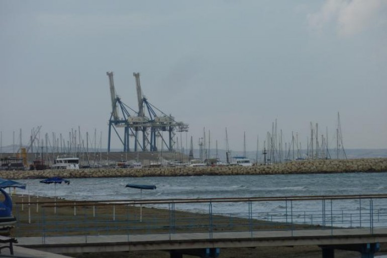 Larnaca refuses to extend operating permit for its shore base